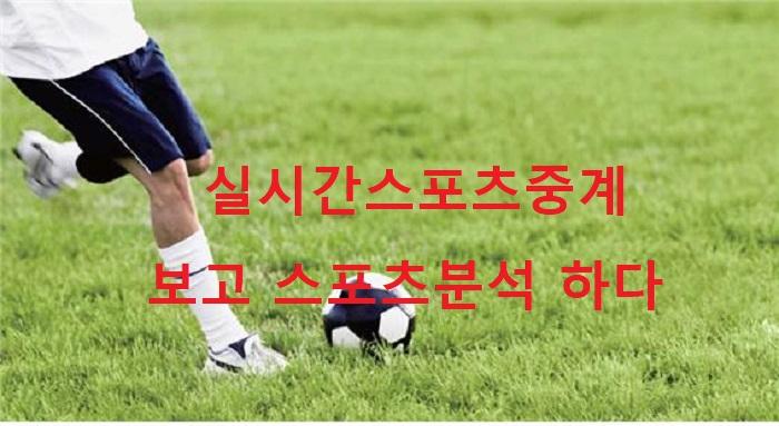 실시간스포츠중계